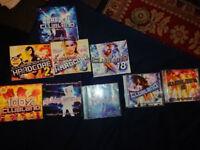 Clubland Xtreme Hardcore bundle albums mixed