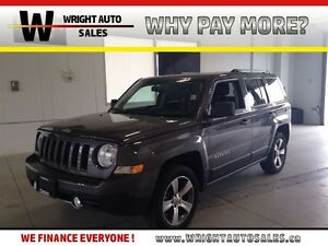 2016 Jeep Patriot 4X4 SUNROOF LEATHER 44,534 KMS