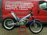 2005 gas gas txt pro 280 trials bike gasgas px trials motocross enduro road. Delivery poss