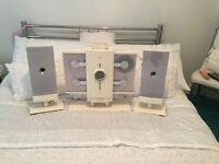 ILuv CD System IPhone Player and docking system