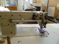 WALKING FOOT INDUSTRIAL HIGHLEAD GC0318-1 SEWING MACHINE( Ideal for leather, upholstery,