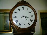 Grandfather Clock 31 day Modern Wood & Son full case