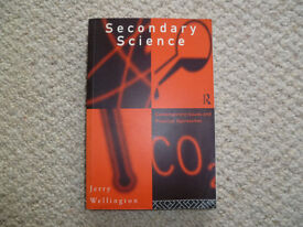 PGCE Secondary Science Book