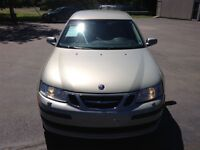 2007 Saab 9-3 LEATHER, WAGON! FINANCING AVAILABLE