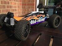 BSD Racing Electric rc car