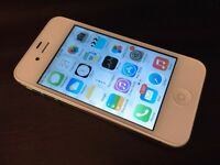 iPhone 4s - 8 GB - White - (EE Network) - Very Good Condition