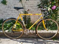 Vintage Puch 10 speed Racer bike