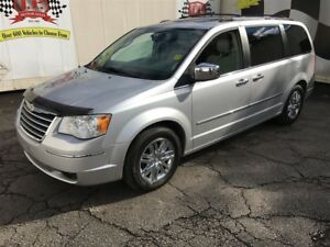 2008 Chrysler Town & Country Limited, Auto, Navigation, Third Ro
