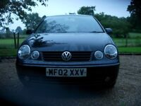 VW Polo Sport TDi Black