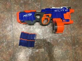 Nerf Hyperfire and bullets