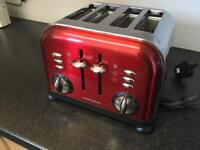 Morphy Richards Toaster Res