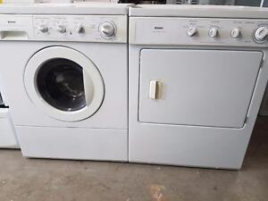 Kenmore frontload washer and dryer free delivery and install