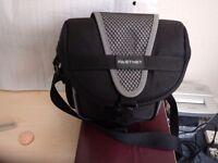 Camera bag.camcorder bag black