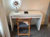 White Desk / Dressing Table