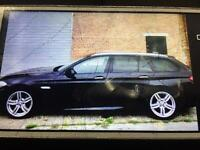BMW 5 SERIES F11 M SPORT BREAKING PARTS SALVAGE ONLY