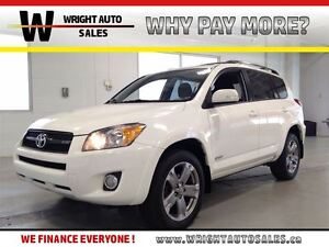 2010 Toyota RAV4 SPORT| 4WD| CRUISE CONTROL| SUNROOF| A/C| 124,1 Cambridge Kitchener Area image 1