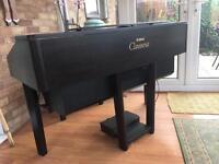Clavinova CV207 Digital Grand Piano and Keyboard by Yamaha