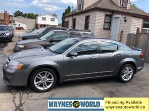 2013 Dodge Avenger SXT **SUNROOF & HEATED SEATS**