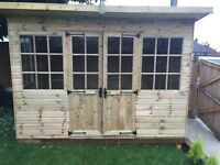 10' x 8' Georgian Summerhouse (new)