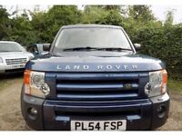 2004 Land Rover DISCOVERY 3 2.7 TD V6 HSE
