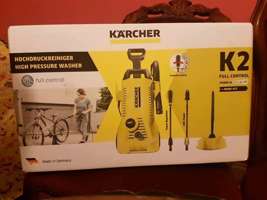 Geliefde Karcher k2 full control PLUS home kit | in Luton, Bedfordshire NH14