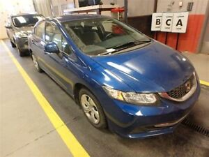 2013 Honda Civic LX AC BLUETOOTH A VENIR