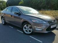 2011 61 FORD MONDEO TITANIUM X 2.0 TDCI*FSH*DAB*HEATED LEATHER*EL-PACK*CHEAP TAX+INS*#FOCUS#INSIGNIA