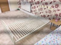 Children's Single Metal Bed Frame