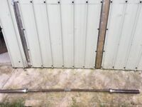 Used 7 Foot 20kg Olympic Barbell - Bar Weights Gym