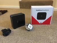 Brand new Vodafone & used sky fiber Hub