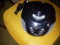 GOODMANS CD RADIO BOOMBOX