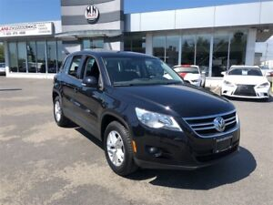 2010 Volkswagen Tiguan AWD Compact SUV