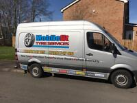 Mobile Tyre Fitting / Emergency Tyre Repair