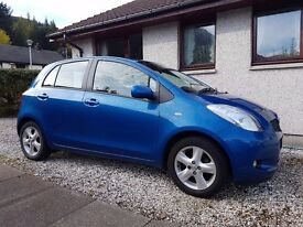 Toyota Yaris T Spirit 1.3 Semi-Auto Only 44000miles 11 month M.O.T