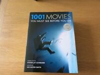 1001 Movies you must see before you die. (Steven Jay Schneider)