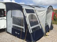 caravan awning Starcamp Futura 330 with Futura ANNEX as well, near new condition