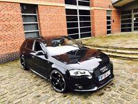 Audi A3 S Line 2.0 TDI,Black Edition,A3 TDI,Audi,S Line,S3,RS3,Replica