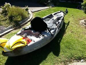 STEALTH-9 FISHING MALIBU KAYAK Aldinga Beach Morphett Vale Area Preview