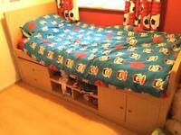 Children's Cabin Bed