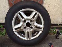 165/70 R13 Tyre