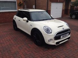 Mini Cooper S. Immaculate Condition. Full Service History