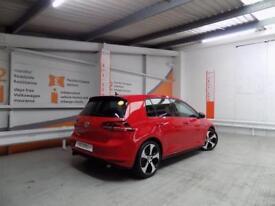 Volkswagen Golf GTI (red) 2014-10-22