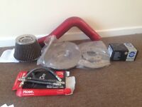 Selling brand new high performance car parts