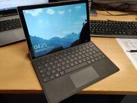 Microsoft Surface Pro 2017 LTE (1807) WWAN 4G Mobile Sim Unlocked 128GB