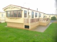 Caravan for sale in skegness on Southview Lincolnshire England East Coast East Anglia Ingoldmells