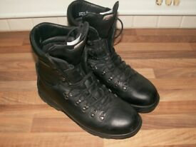 Altberg peacekeeper P3 men's boots size 11