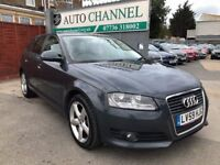Audi A3 1.8 TFSI Sportback 5dr£4485 p/x welcome FREE WARRANTY. NEW MOT