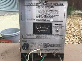 New Mar RM20 Automatic Battery Charger