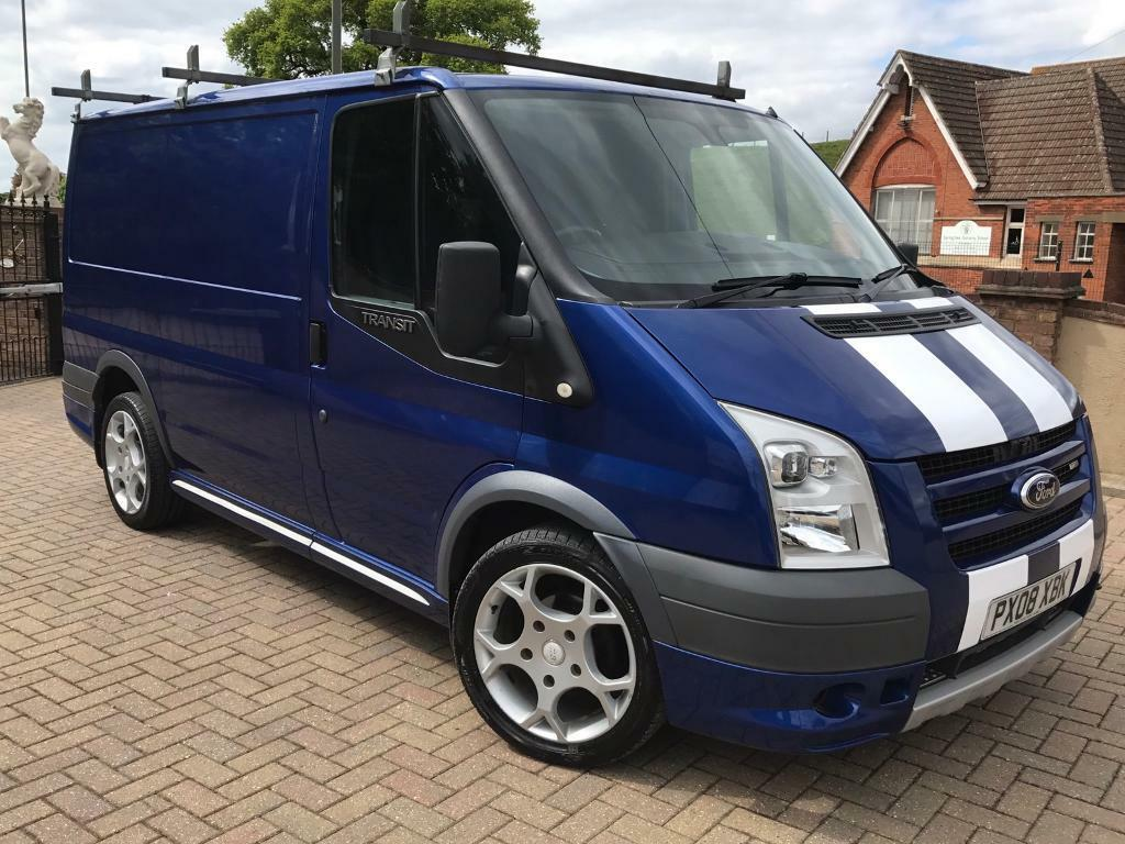 2008 08 ford transit sport van st van no vat in guildford surrey gumtree. Black Bedroom Furniture Sets. Home Design Ideas
