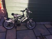 Boys Dawes bike